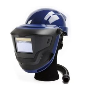 ArcOne SR500 Respirator PAPR Kit with Hard Hat Grinding Visor and Welding Face Shield