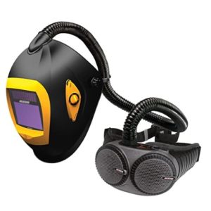 Jackson Safety Airmax Elite PAPR with BH3 Air Head Top (40839), Powered Air Purifying Respirator, Welding Gear, Storage Bag
