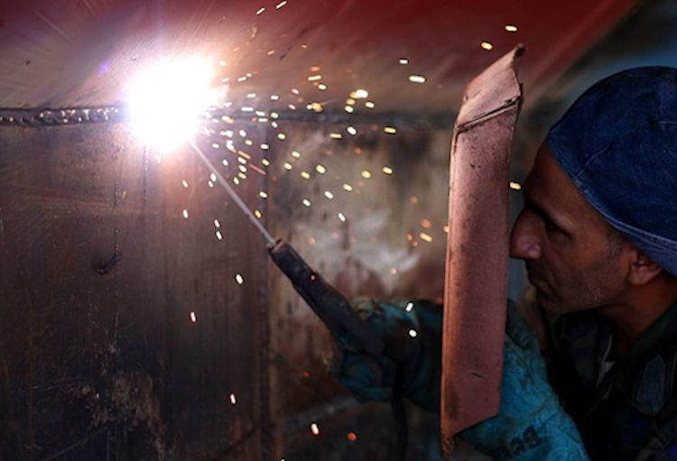 Tips for staying safe while welding